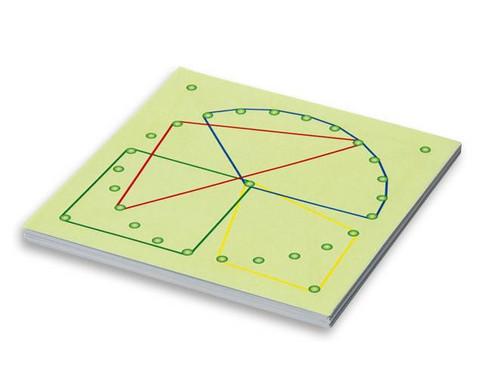 Arbeitskarten fuer Geometriebretter G-2