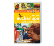 Natur Scout Buch - Mit der Becherlupe auf Entdeckertour