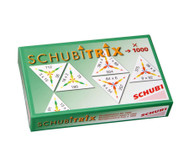 SCHUBITRIX - Multiplikation bis 1000