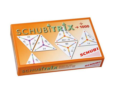 SCHUBITRIX - Division bis 1000-1