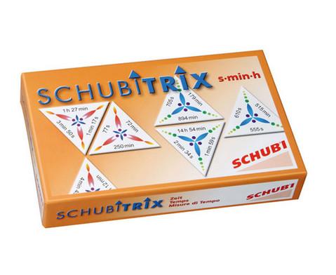 SCHUBITRIX - Zeit