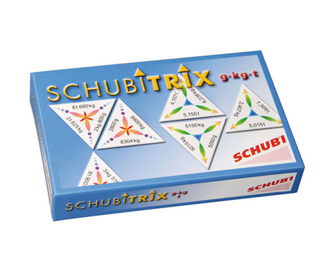 SCHUBITRIX - Gewichte-1