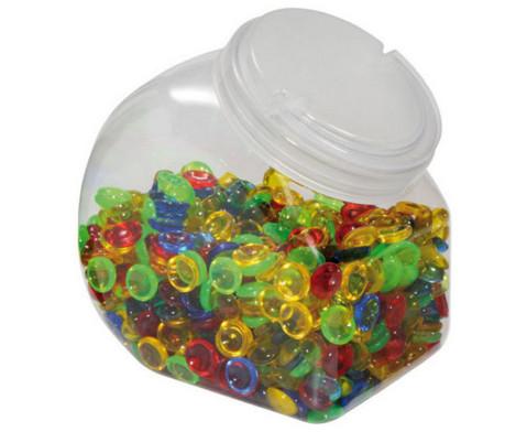 Material-Behaelter mit transparentem Schraubdeckel-3