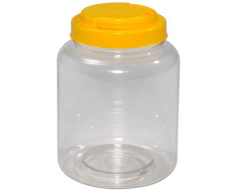 Material-Behaelter mit gelbem Schraubdeckel-1