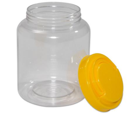 Material-Behaelter mit gelbem Schraubdeckel-2