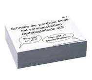 Lern- und Übungskartei Zeichensetzung DIN A8