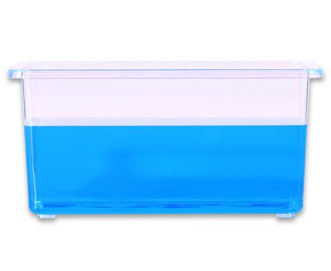 Vivarium klein 6 Liter mit Deckel