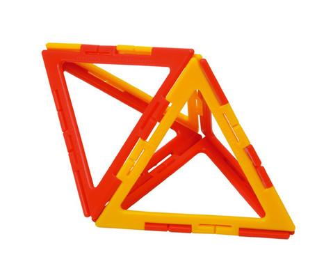 Prismen- und Pyramiden-Set - Kantenmodelle-4