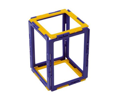 Prismen- und Pyramiden-Set - Kantenmodelle-5