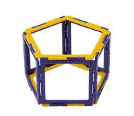 Prismen- und Pyramiden-Set - Kantenmodelle