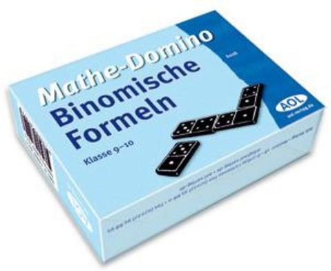 Mathe-Domino Binomische Formeln
