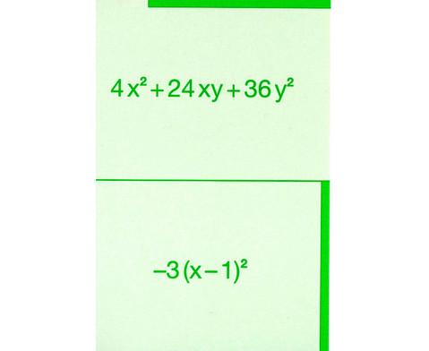 Mathe-Domino Binomische Formeln-2