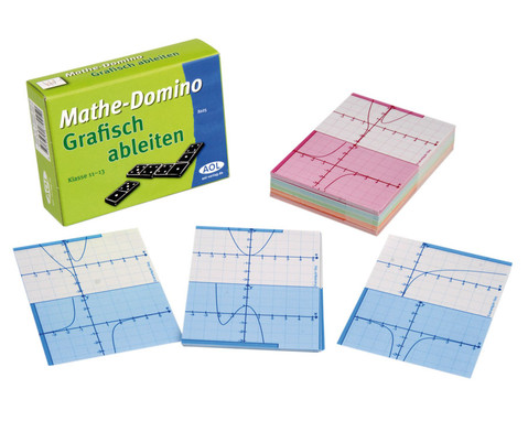 Mathe-Domino Grafisch Ableiten