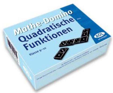 Mathe-Domino Quadratische Funktionen-1