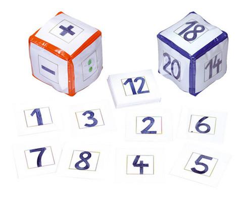 Zahlenspiele - Karten fuer den Pocket Cube-1