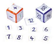 Zahlenspiele - Karten für den Pocket Cube