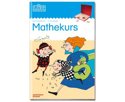 LUEK-Heft Mathekurs 6 Klasse-1