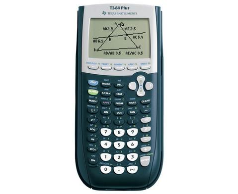 TI-84 plus Grafikrechner-1