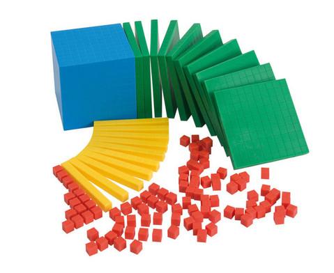Zehner-Systemsatz aus Kunststoff in Box-1
