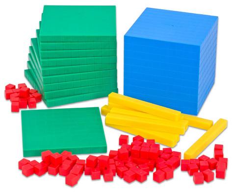 Zehner-Systemsatz aus Kunststoff in Box-2
