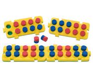 Zehner-Stöpselplatten