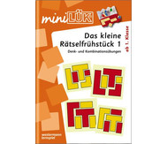 miniLÜK-Heft: Kleines Rätselfrühstück
