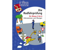 LÜK-Heft: Die Radfahrprüfung