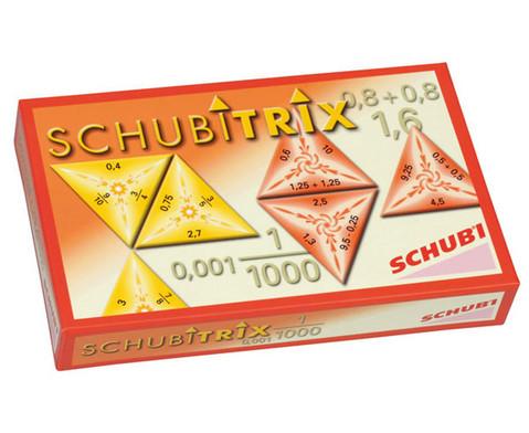 SCHUBITRIX  - Dezimalzahlen-1