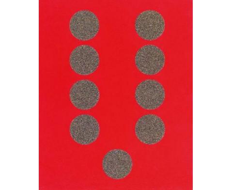 Sandpapier Mengenpunkte-4