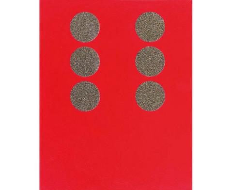 Sandpapier Mengenpunkte-1