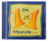1x1 Hitparade für Kids, CD