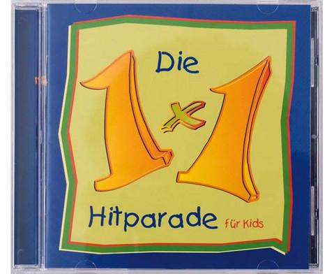 CD Die 1 x 1 Hitparade fuer Kids