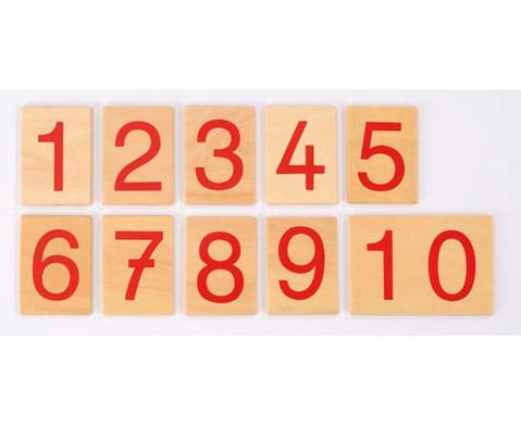 Zahlenkarten fuer numerische Stangen-1