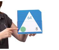 Kopiervorlagen zu dreieck 1 x 1 ben for Stabiles dreieck grundschule