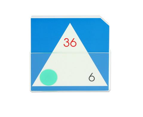Dreieck 1x1 Demo-Karten-3