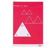 Kopiervorlagen zu Dreieck-1 x 1 üben