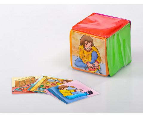 1 Pocket Cube 10 x 10 x 10 cm-3