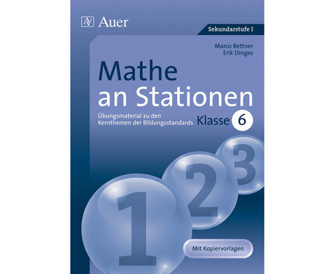 Mathe an Stationen 6-1
