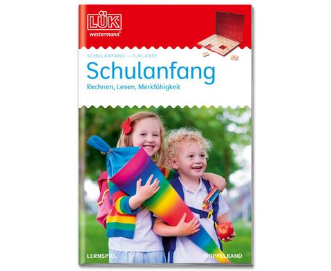 LUEK-Heft Schulanfang - Doppelband-1
