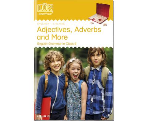 LUEK Adjectives Adverbs and More 6 Klasse