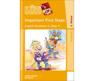 LÜK-Heft, Important First Steps