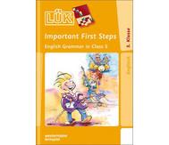 LÜK: Important First Steps ab 5. Klasse