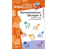 miniLÜK-Heft, Konzentrationsübungen 2