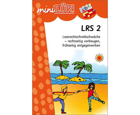 miniLUEK-Heft LRS 2-1