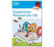 LÜK-Heft: Supertrainer Rechnen bis 100
