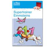 LÜK-Heft: Supertrainer Einmaleins