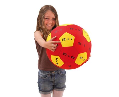 Lernspielball Zahlenraum 100-1