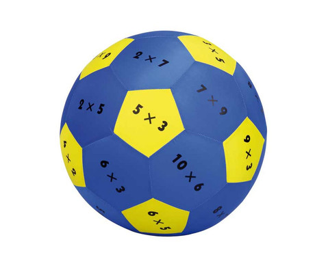 Lernspielball Multiplikation-1