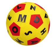Lernspielball Alphabet