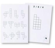 Set Pentomino-Arbeitskarten
